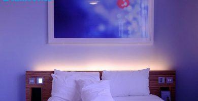 Un dormitorio perfecto para un sueño ideal