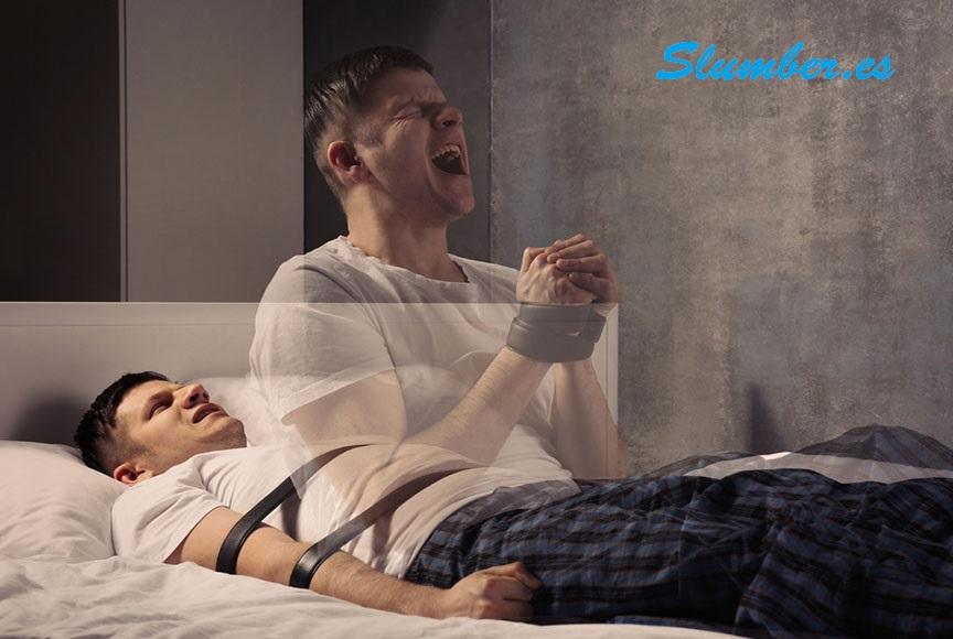 Qué es parálisis del Sueño?
