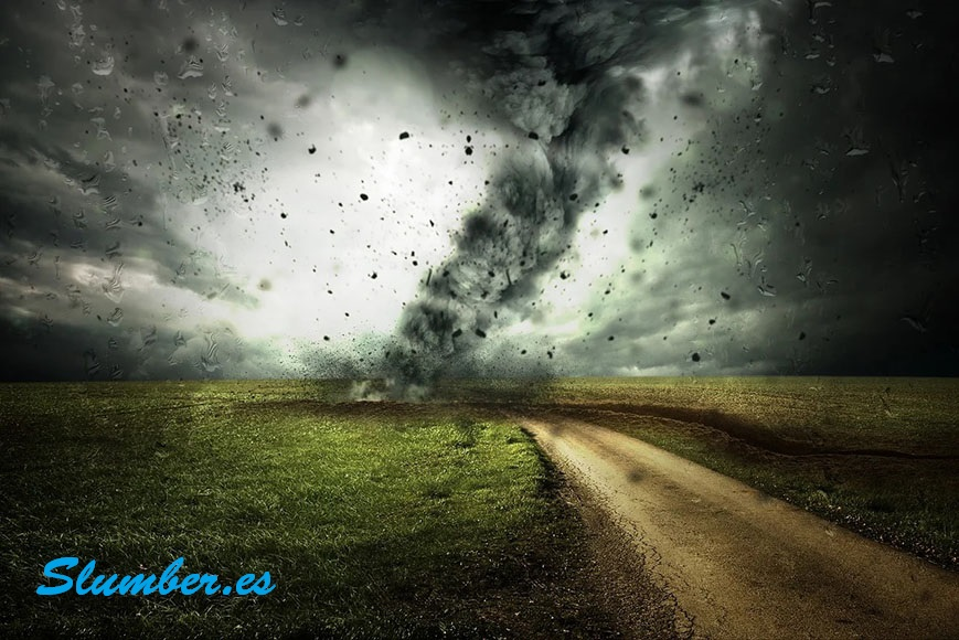 ¿Qué significan los sueños sobre los tornados?