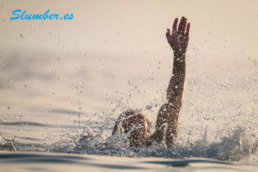 que simboliza soñar con ahogarse