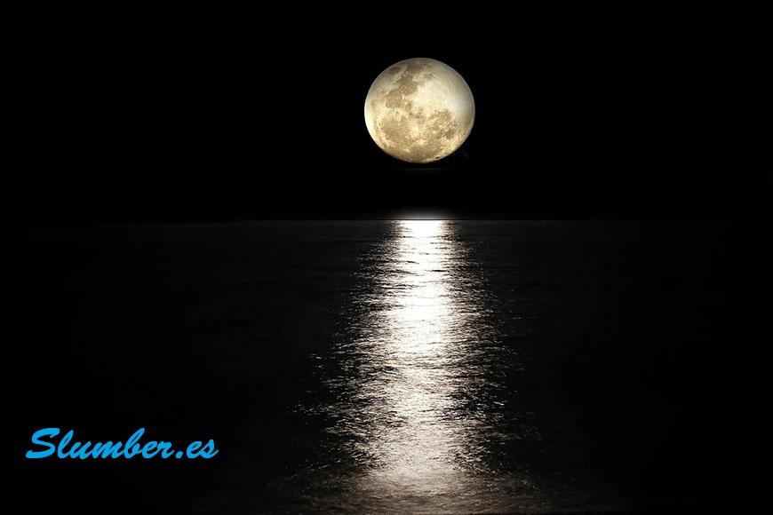 Qué significa soñar con la luna